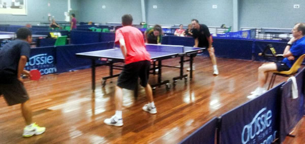 brisbane table tennis closed comp