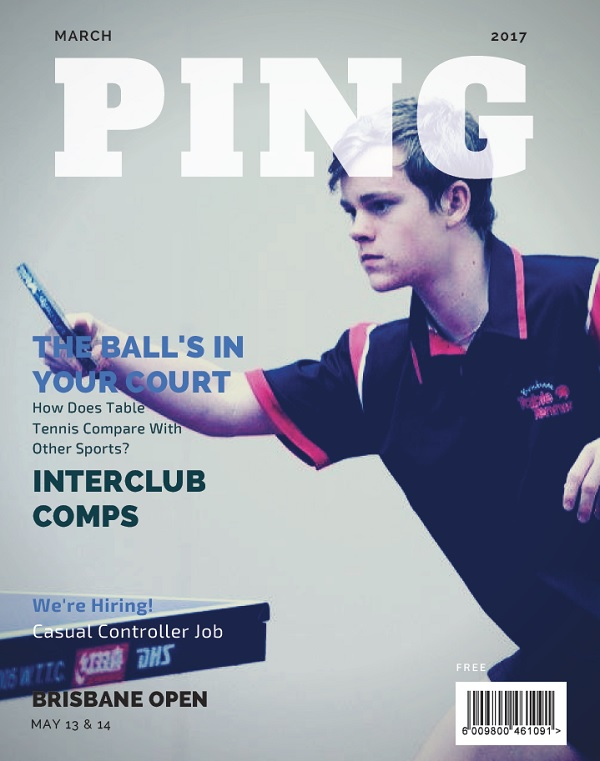 march ping newsletter