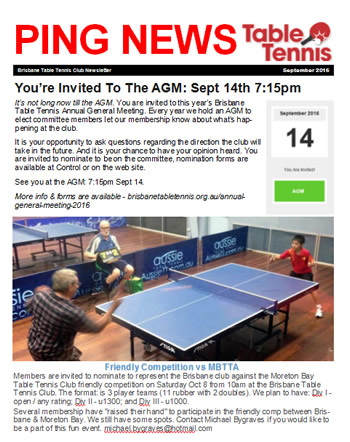 ping news sept 2016