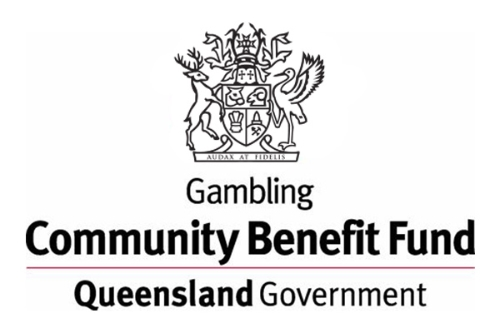 supported by the Qld community gambling fund