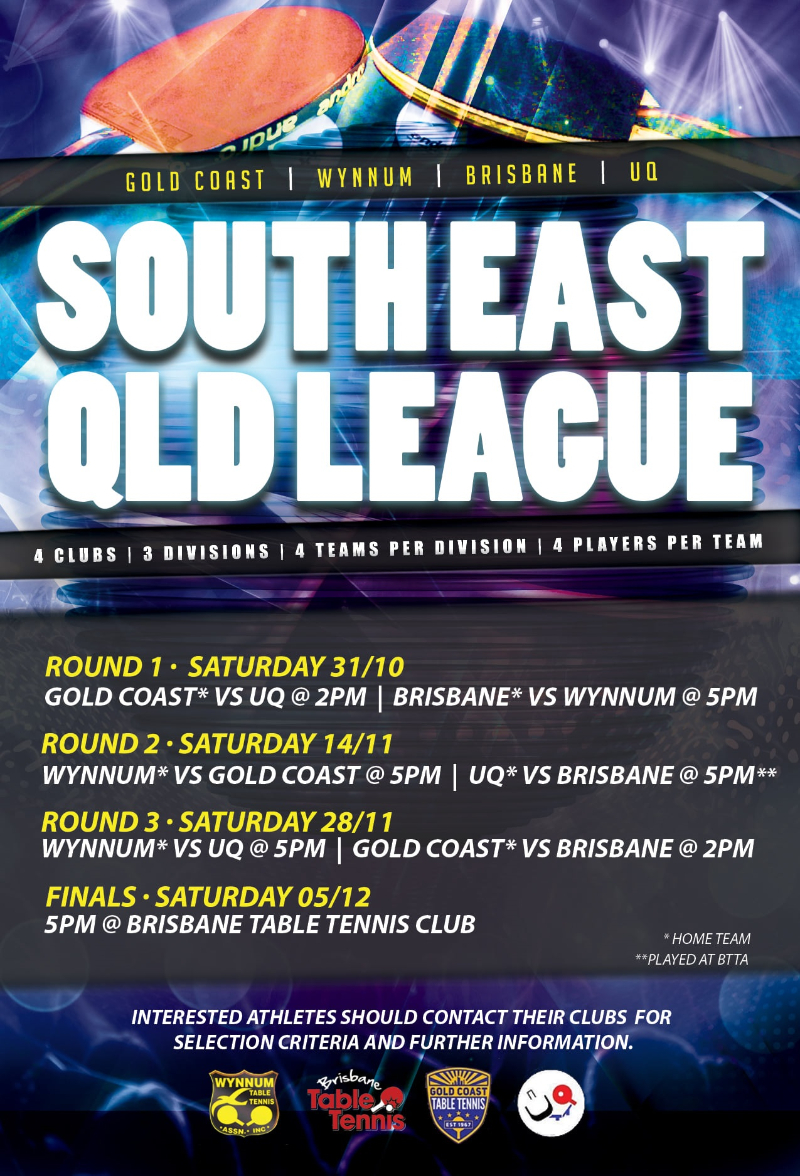 SEQ TT league