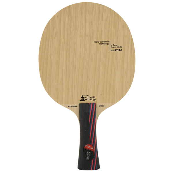 Nct Allround Professional Table Tennis Blade From Stiga