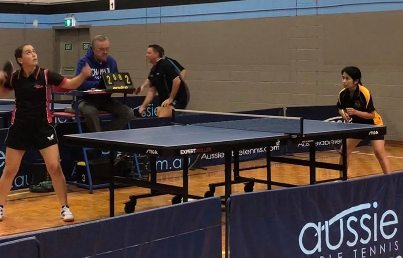 Moreton Bay Table Tennis Tournament