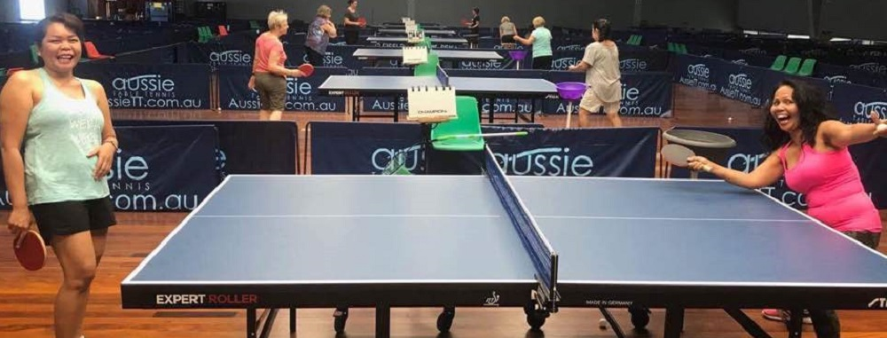 women's table tennis