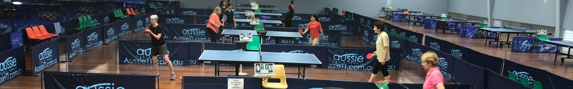 women in table tennis