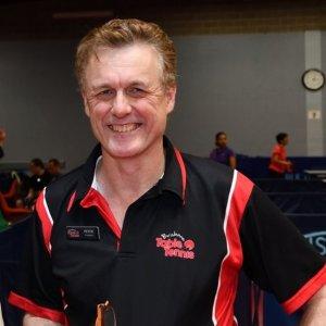 Coach - Peter Lander