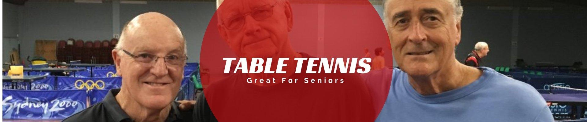 table tennis for seniors